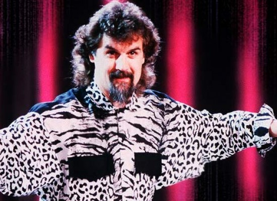 Billy Connolly to be honoured by ITV's National Television Awards