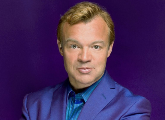 Graham Norton tops chat list