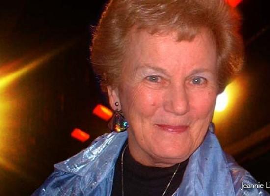 Professional Extra Jeannie Lightbrown dies