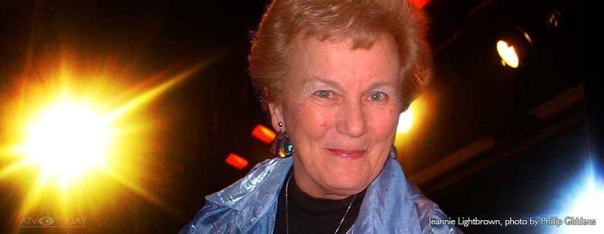 Jeannie Lightbrown