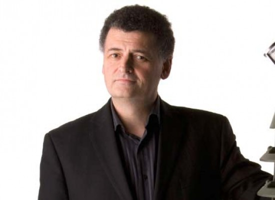 Steven Moffat, Emma Frost and Jack Thorne for Writers' Festival.