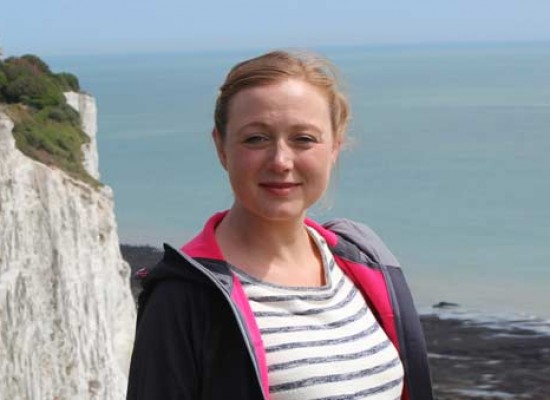 Tori Herridge to explore Britain at Low Tide