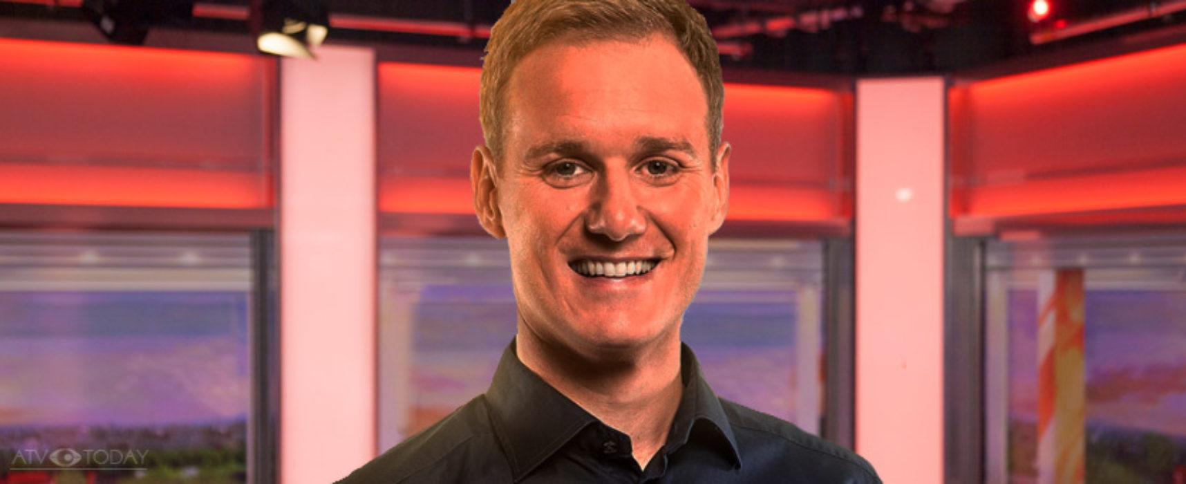 Dan Walker joins BBC Breakfast