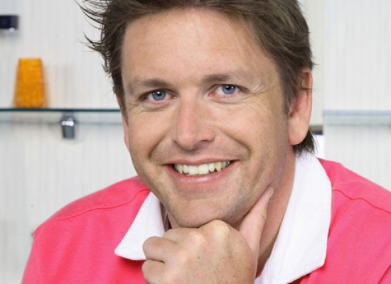James Martin returns to Saturday mornings with ITV