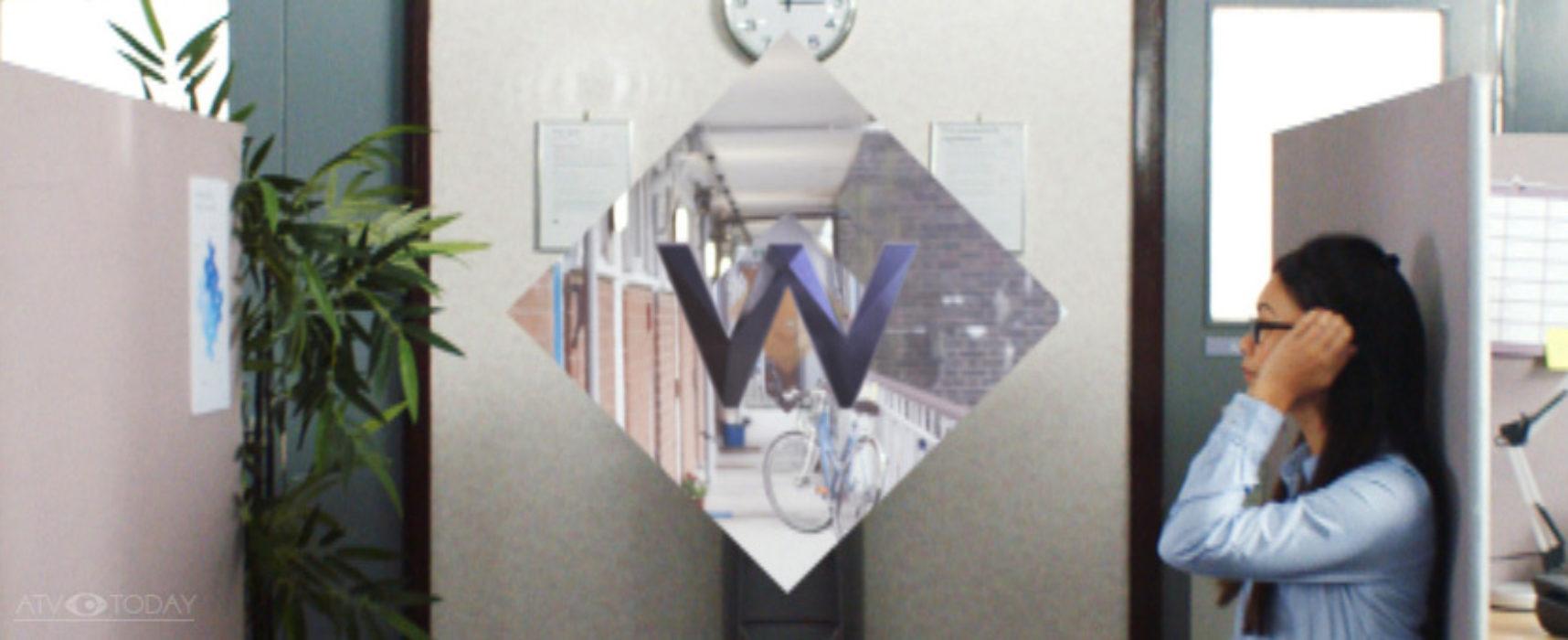 A look at UKTV's W channel branding