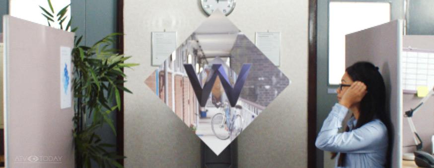 UKTV W logo