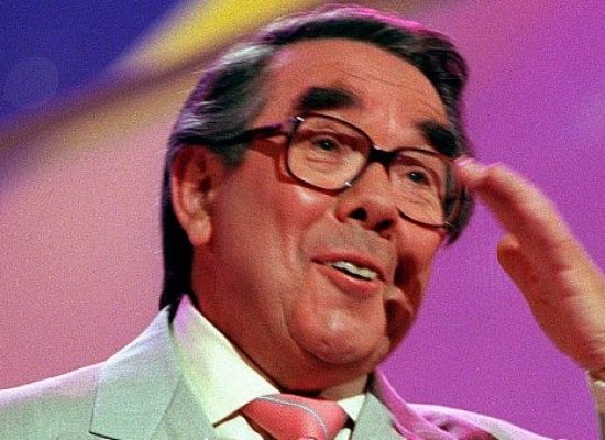 Ronnie Corbett the one for Christmas
