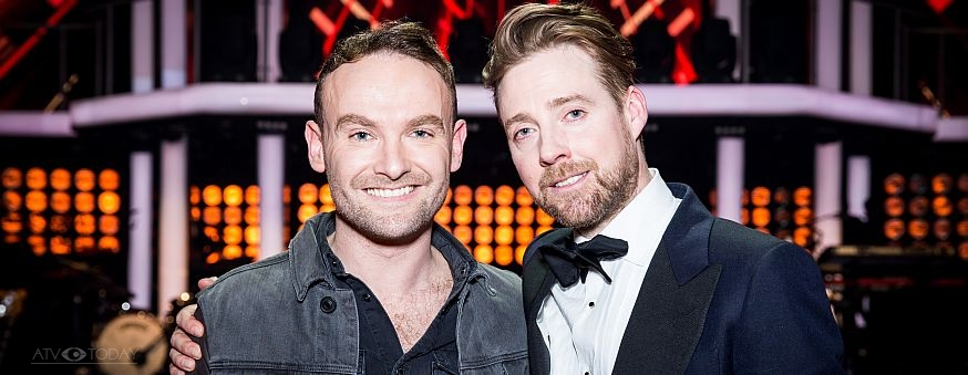 BBC - The Voice Kevin Simm