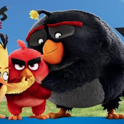 Angry Birds back ActNow climate campaign
