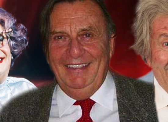 Barry Humphries hosts an OAPs Guide to Britain