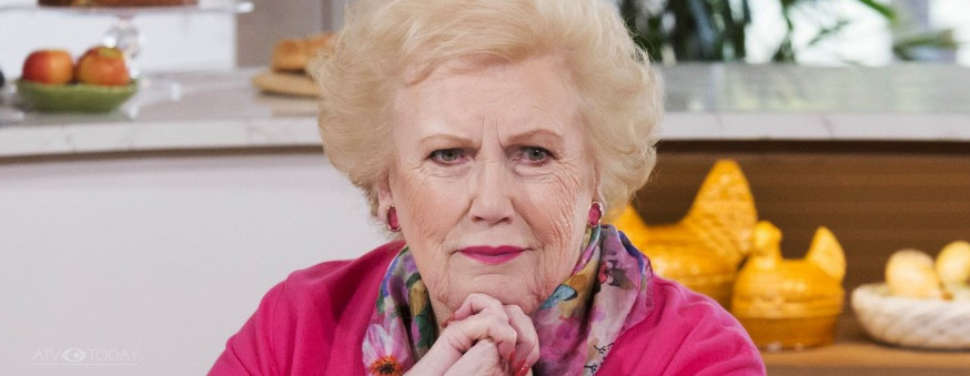 Denise Robertson, ITV's This Morning