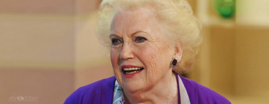Denise Robertson on ITV's This Morning
