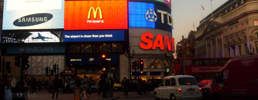 London's West End - 2009