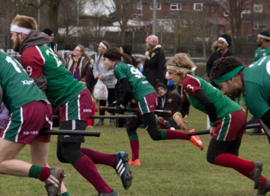 Quidditch World Cup documentary crowdfunded