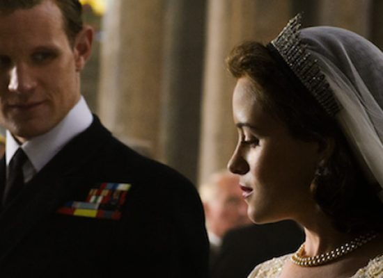 Claire Foy and Matt Smith take The Crown with Netflix