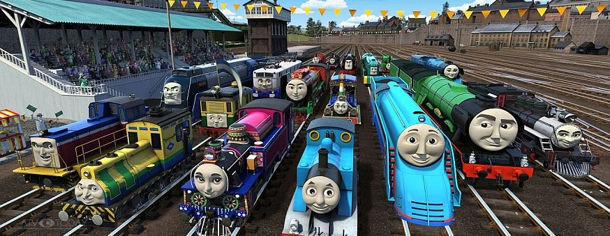 Thomas & Friends confirms the full line-up of 13 new