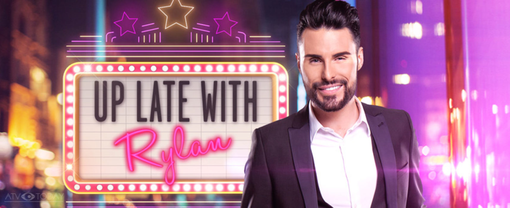 Rylan Clark-Neal heads to Kent to launch autobiography
