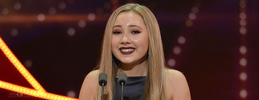 Best Young Perfomance - Ruby O'Donnell