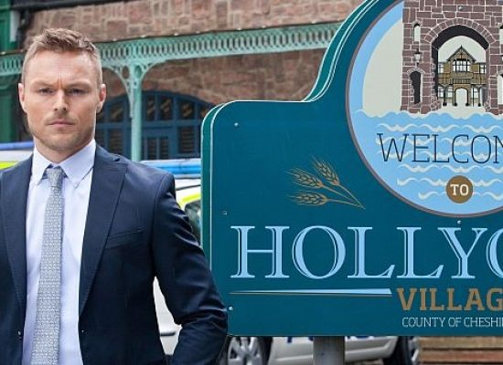 Andrew Hayden-Smith joins Hollyoaks as DS Armstrong