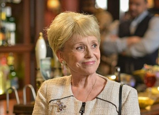 Barbara Windsor DBE criticises EastEnders for calling time on the Mitchell sisters