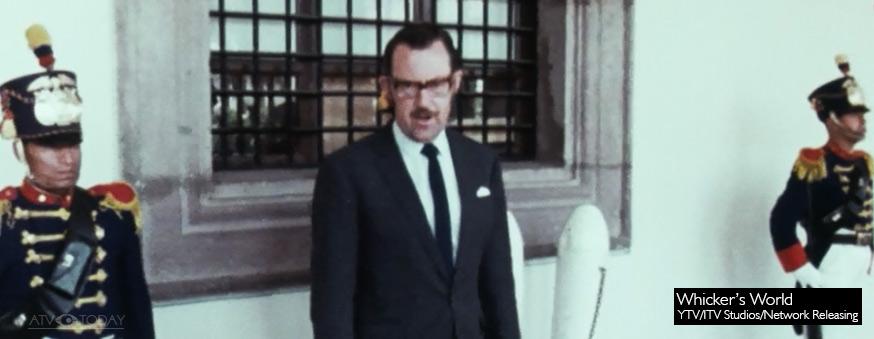 Alan Whicker - YTV 1968