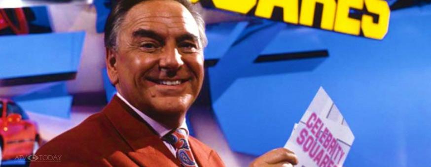 Bob Monkhouse on ITV/Central/Grundy's Celebrity Squares