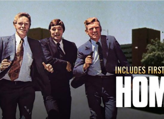 Homicide in colour on DVD