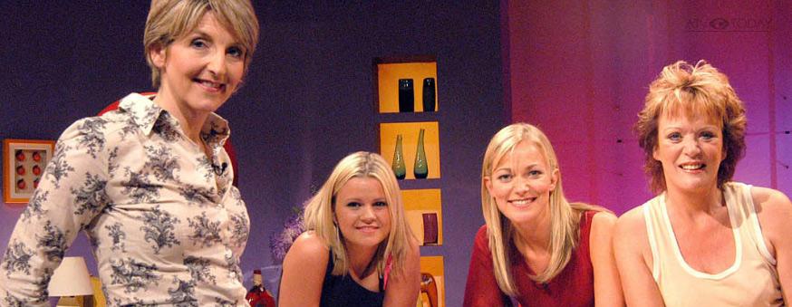 Loose Women in 2002 - Anglia TV / ITV