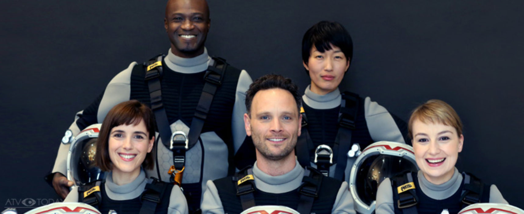 National Geographic Channel head to Mars