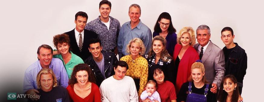 Neighbours Cast 1993 - Grundy TV