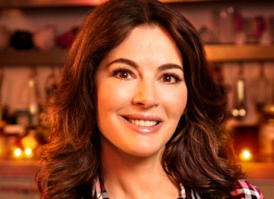 Nigella invites BBC Two viewers to her table