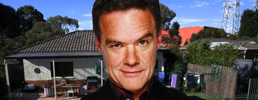 Neighbours Paul Robinson - actor stefan dennis