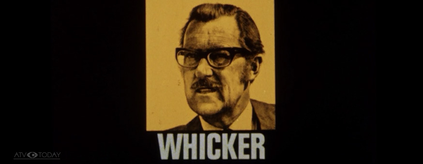 Whicker's World title card 1969 - YTV