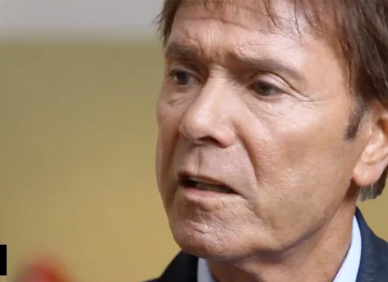 ITV spend a morning with Sir Cliff Richard