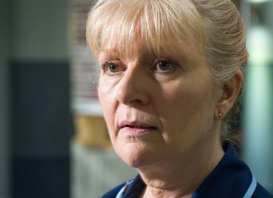 Cathy Shipton to leave Casualty role after 33 years