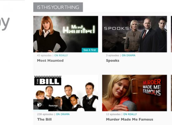 UKTV Play joins Freesat's on demand service