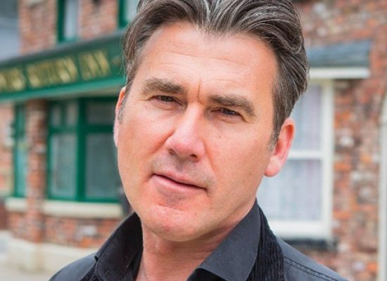 Ian Kelsey heads to Coronation Street
