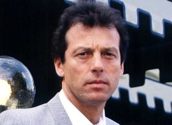 Former EastEnders star Leslie Grantham in fight for life