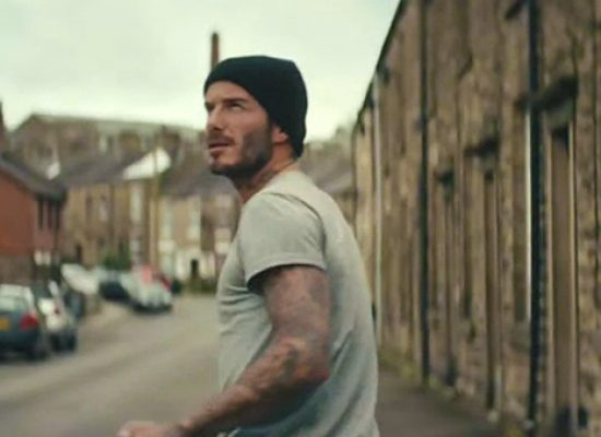 David Beckham stars in Sky Sports football season launch promotion