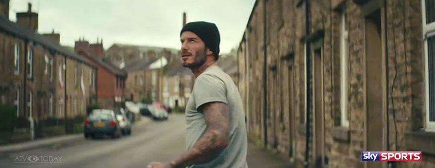 David Beckham - Sky Sports