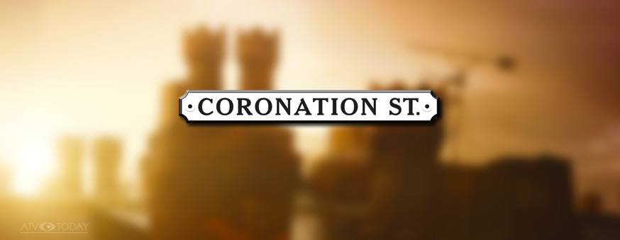 Coronation Street Corrie Logo 2016