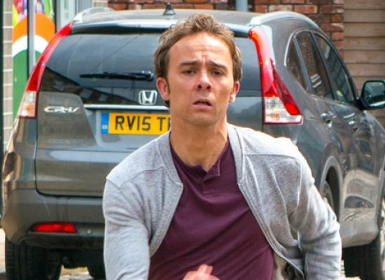 ITV release images of Kylie Platt's last dramatic moments in Coronation Street