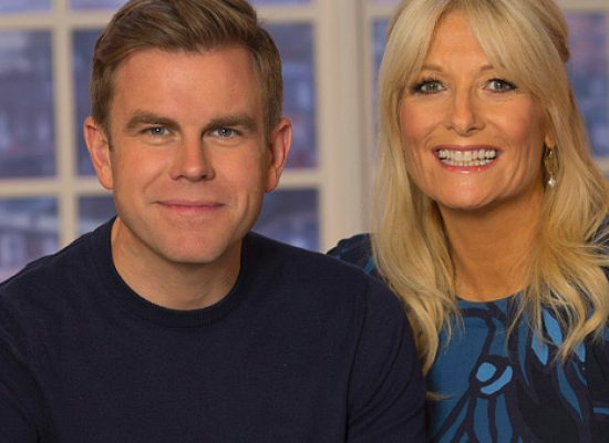 Matt Barbet and Gaby Roslin to front weekend magazine show for Channel 5