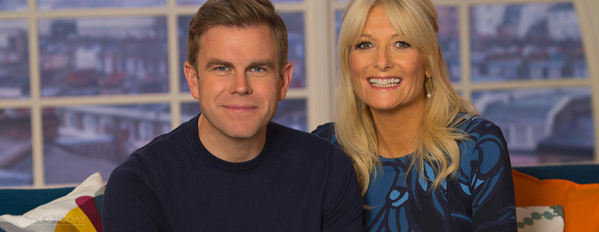 The Saturday Show 2015 - Channel 5