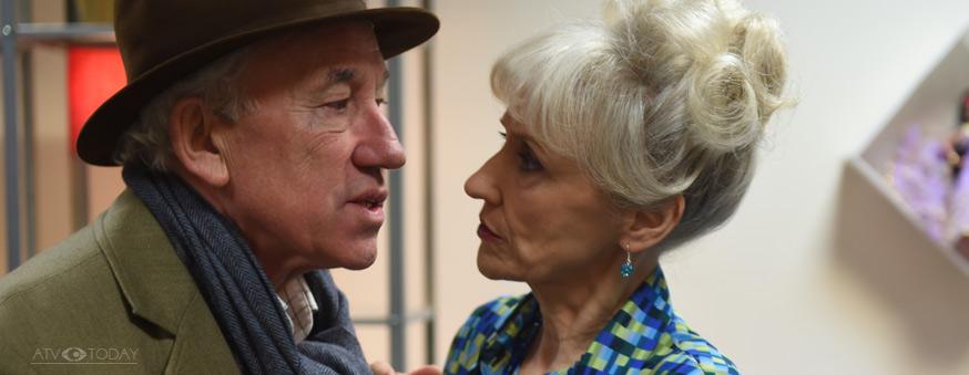 The Rebel - Simon Callow and Anita Dobson