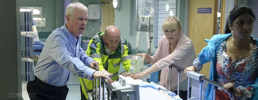 Charlie, Josh and Duffy - Casualty