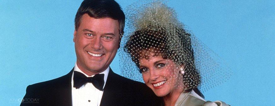 Dallas - Sue Ellen and JR