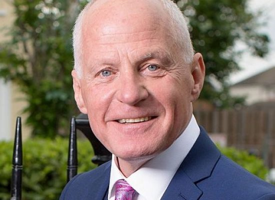 Lord Michael Cashman reprises his role of Colin Russell in EastEnders