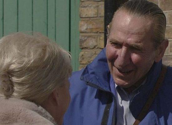 Long-serving EastEnders extra Michael Leader dies