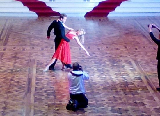 UKTV take to the ballroom with Dancing For The Weekend